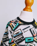 Cassette Tape Sweater