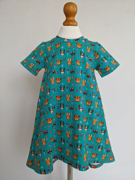 Fox & Friends Swingy Dress