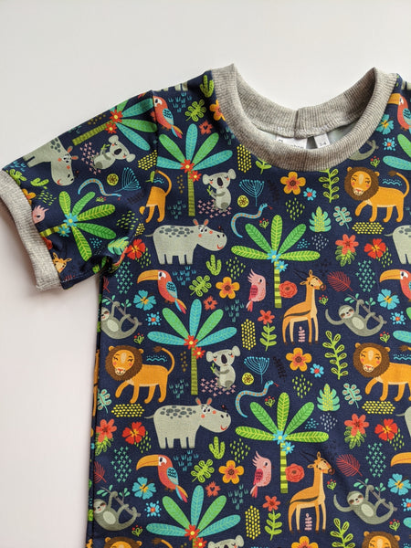 Organic Jungle T-shirt