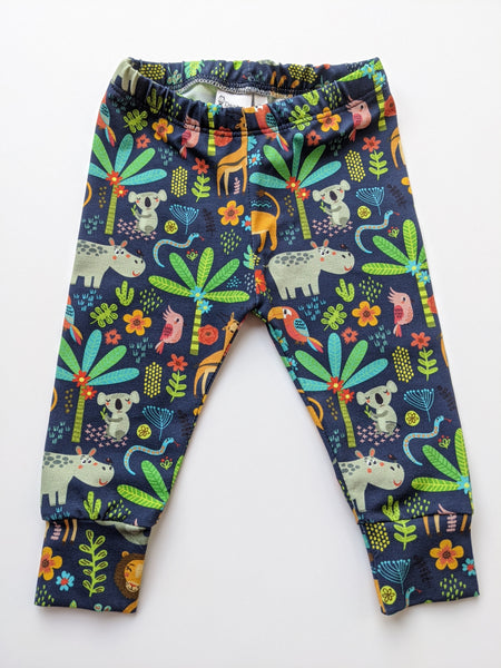 Organic Jungle Leggings