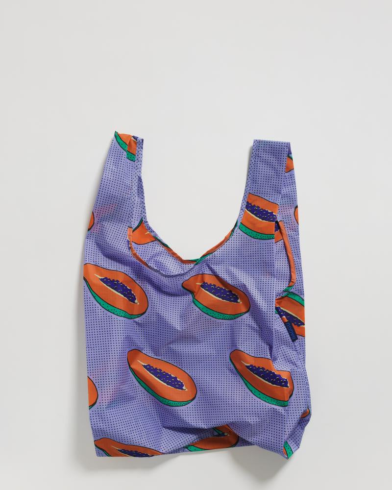 Baggu Reusable Bag - Blue Papaya