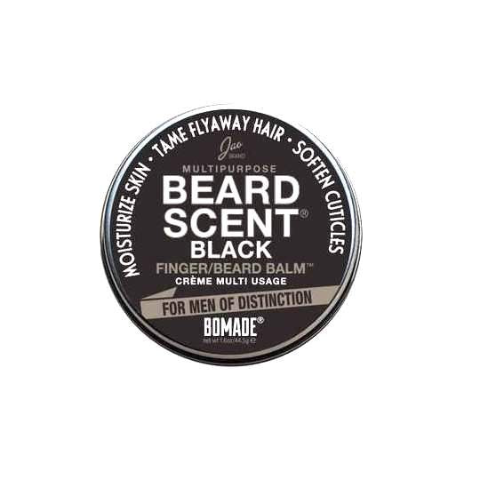 Beard Scent Pomade Black