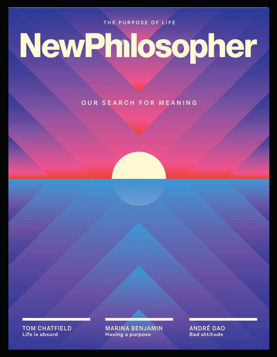 New Philosopher Issue 29