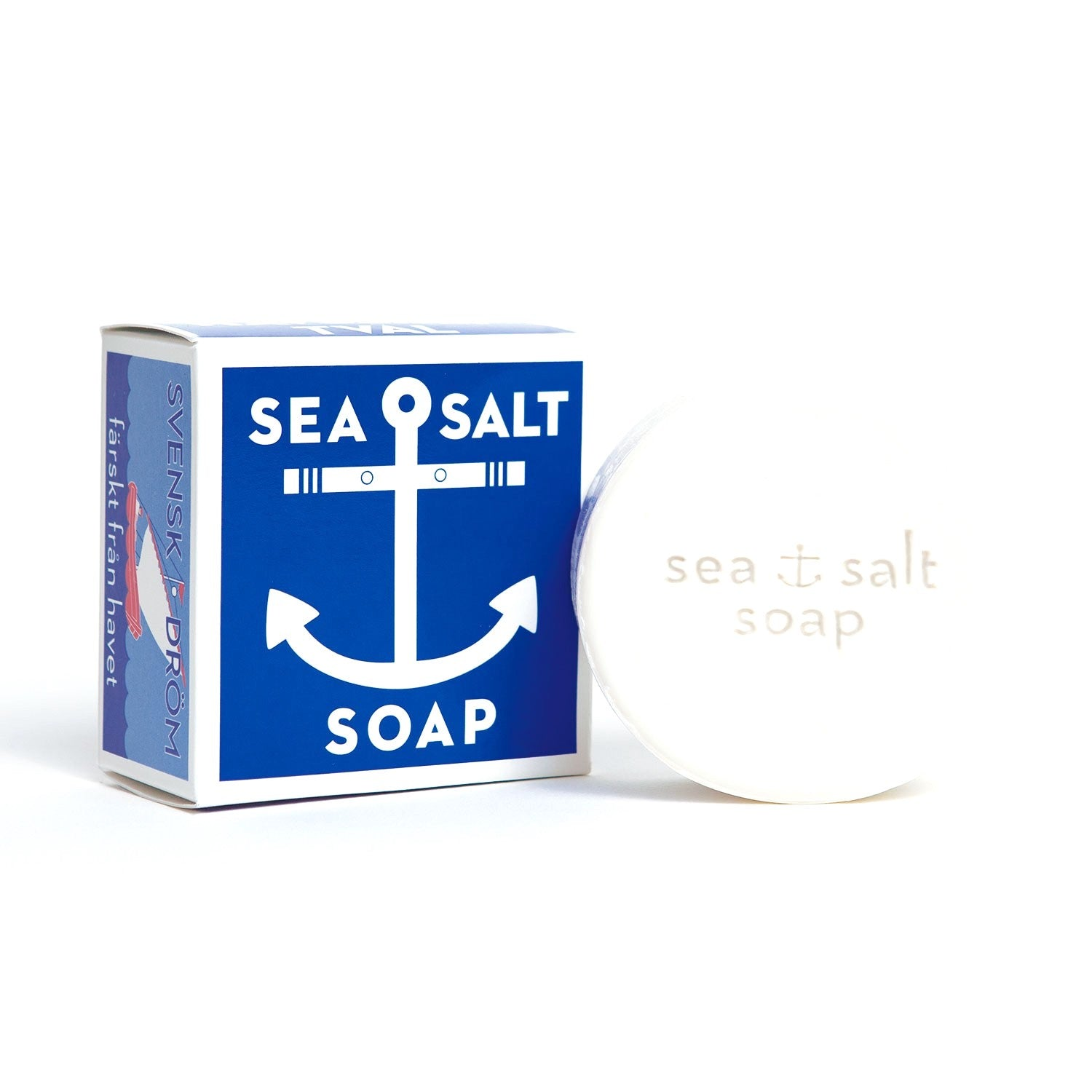 Sea Salt Soap Travel Mini
