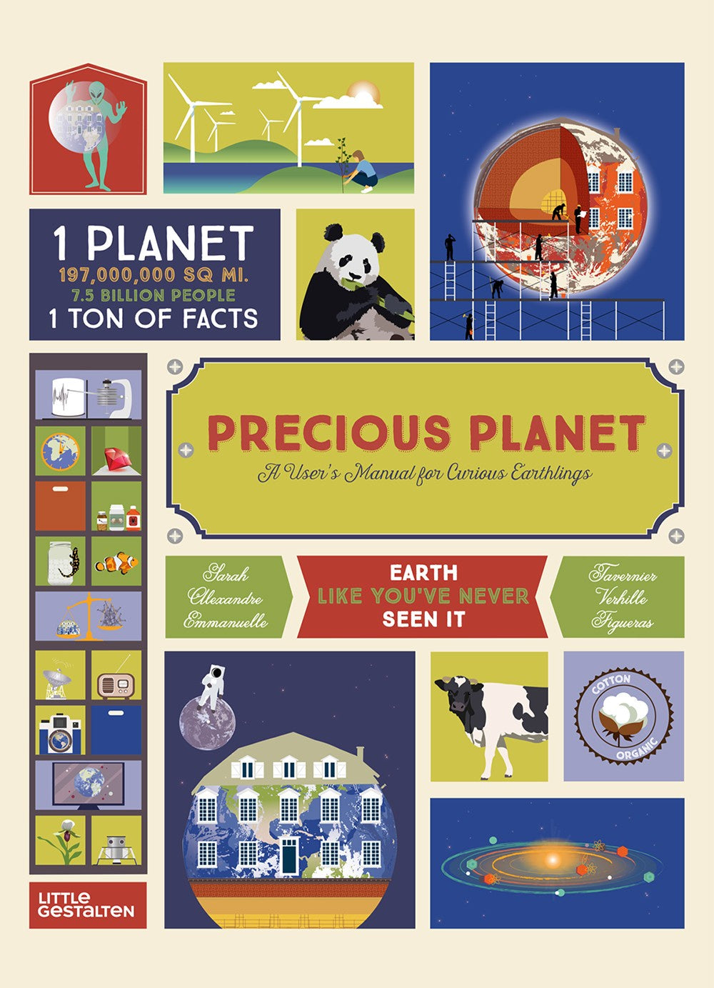 Precious Planet - A Users Manual for Curious Earthlings