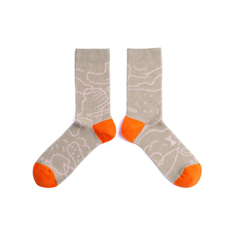 The Goodpair Socks Orange