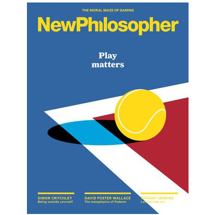 New Philosopher Issue 20
