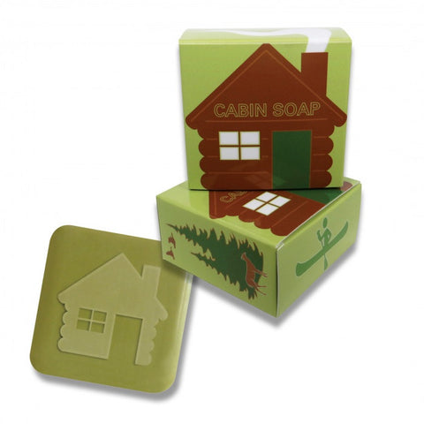 Cabin Boxed Soap