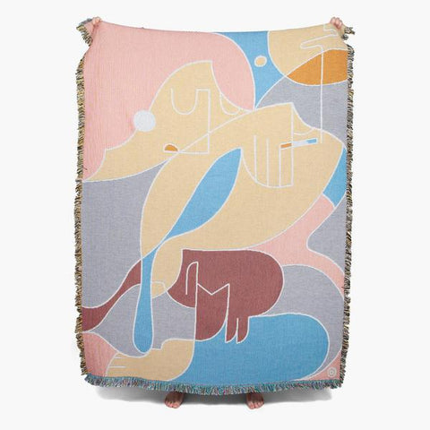 Slowdown Studio Dalton Throw