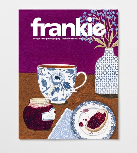 Frankie magazine Issue 95