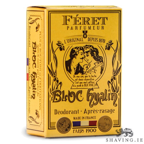 Feret Bloc Hyalin Deodorant Aftershave