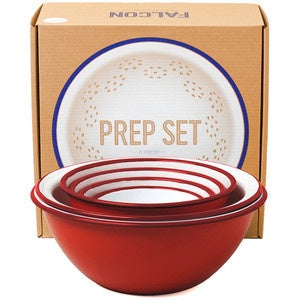 Falcon Prep Set Red