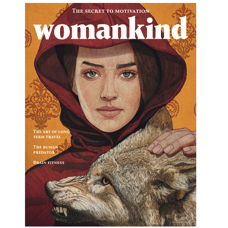Womankind - Issue 13