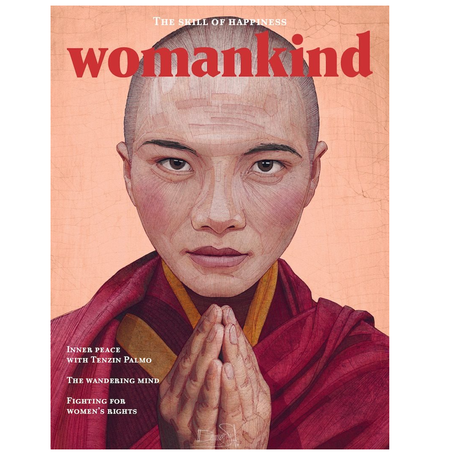 Womankind Issue 15 - 30% off