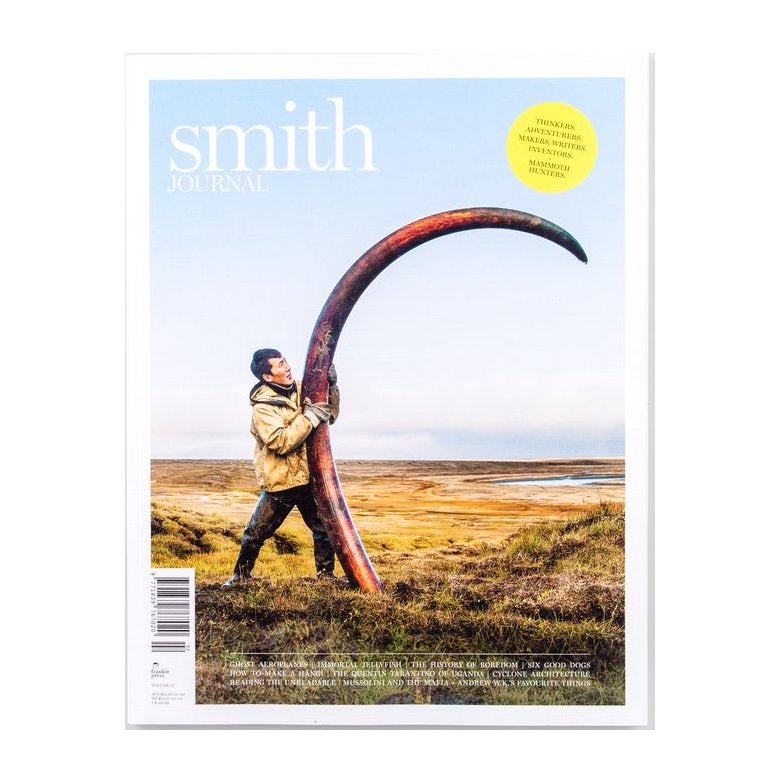 Smith Journal Issue 27 30% off