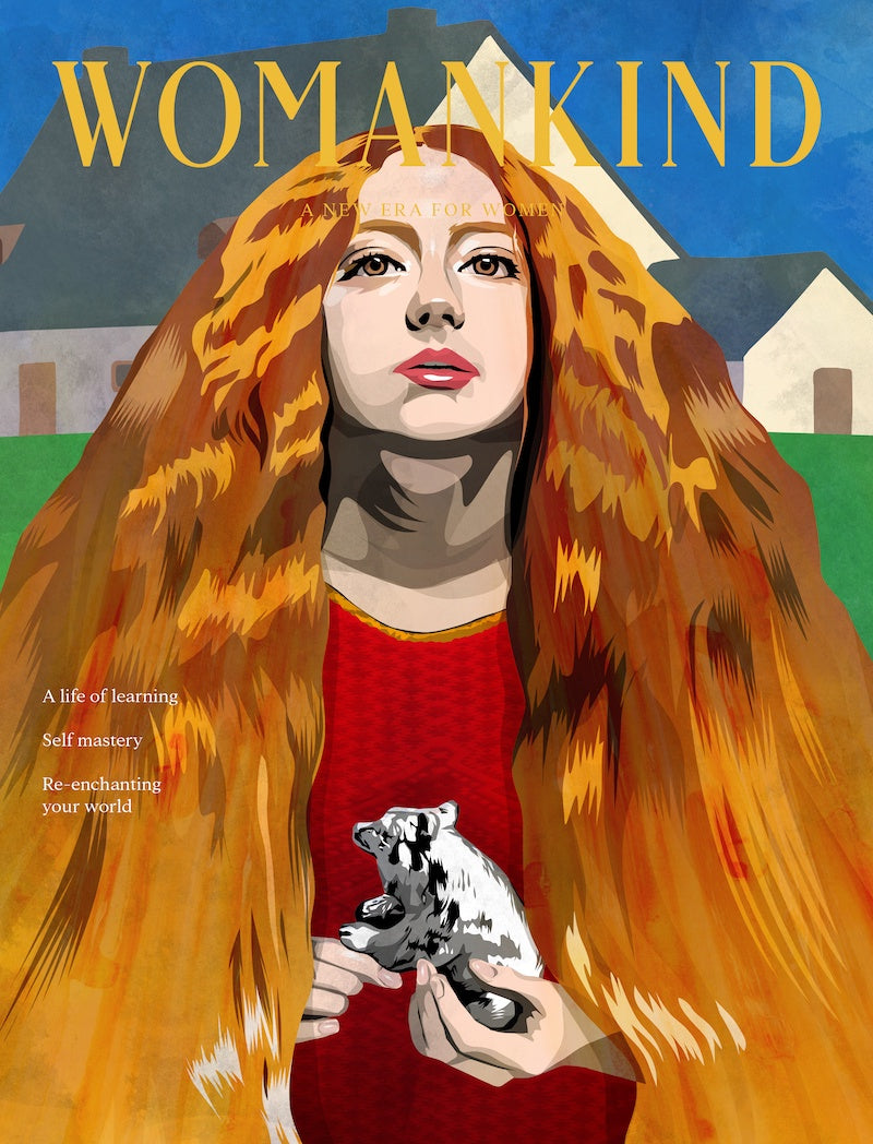 Womankind Issue 25
