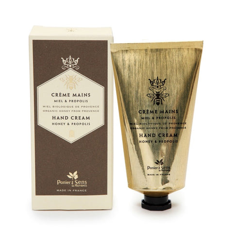 Panier Des Sens Honey Hand Cream 75ml