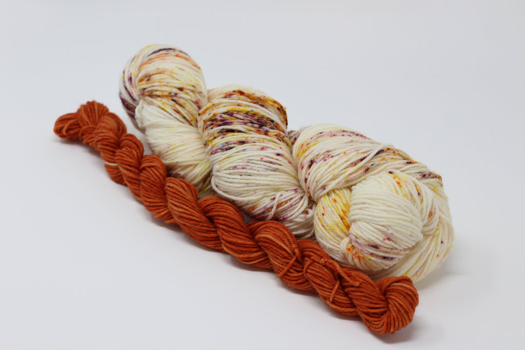 Falling Leaves Sock Set
