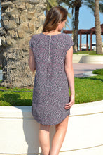 Classic Shift Dress - Grey Pebble
