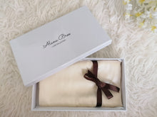 Load image into Gallery viewer, Pure Silk Pillowcase - Warm Ivory