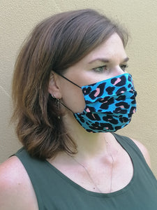 Rayon Face Cover with pocket - Various prints