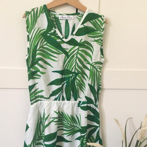 V-neck Classic girls - Pretty Palm