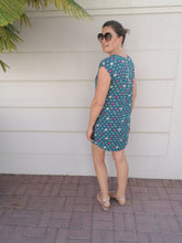 Load image into Gallery viewer, Classic Shift dress - Teal