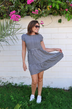 Load image into Gallery viewer, Adelaide Dress - Groovy Gingham
