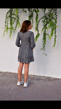 Load image into Gallery viewer, Bailey Dress - Groovy Gingham
