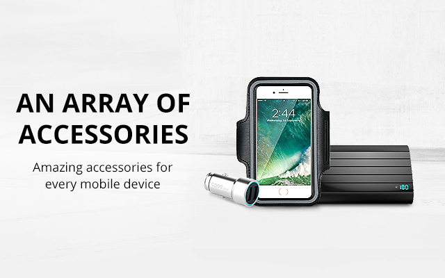 Mobile Accessories at Tajori