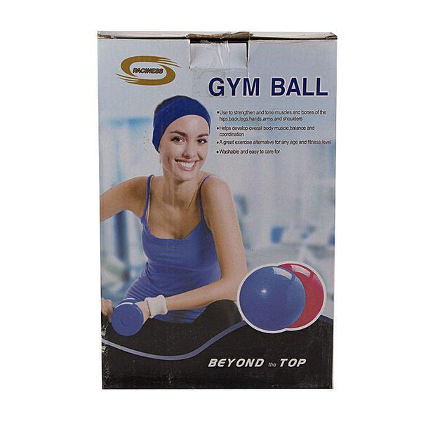 100 - High Quality Gym Ball - Blue Tajori