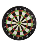 14 Inch -High Quality Magnetic Dart Board With 6 Darts Tajori