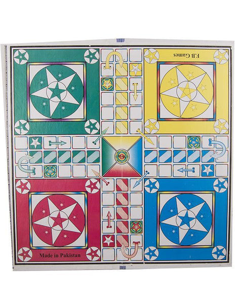 "20x20""-Tom and Jerry Ludo Game 2 Sided Games Tajori"