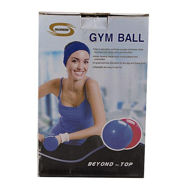 55 - High Quality Gym Ball - Purple Tajori
