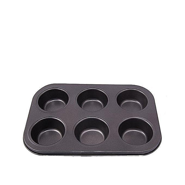 6 Cupcake Baking Trays Tajori