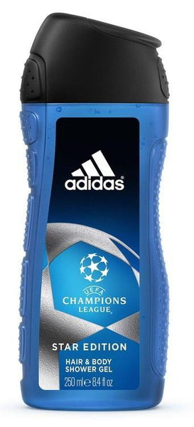 Adidas UEFA CHampions League Star Eddition Shower Gel 250ML Tajori