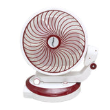 Amazing Rechargeable Mini Folding USB Cooling Fan with Emergency Light Tajori