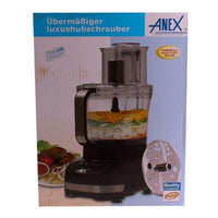 Anex  Big Chopper with Dual Bowl AG - 3059 Tajori