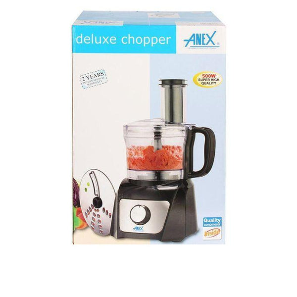 Anex  Big Chopper With Vegetable Cutter  AG - 3044 Tajori