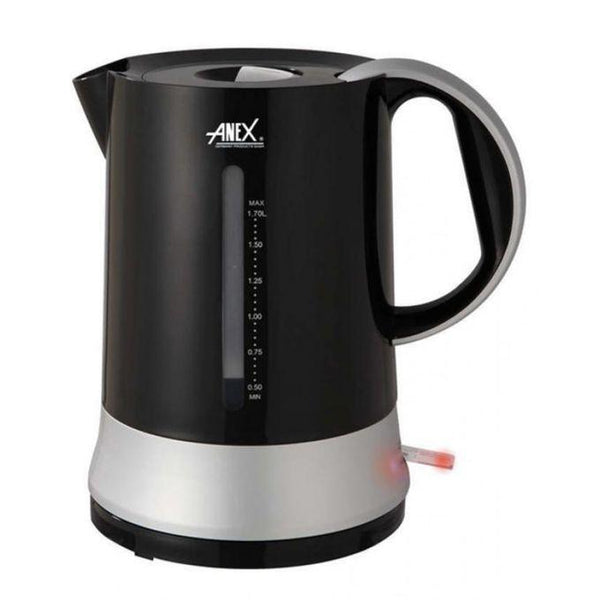 Anex Deluxe Water Kettle With Concealed Element - 1.7 LTR AG - 4027 Tajori