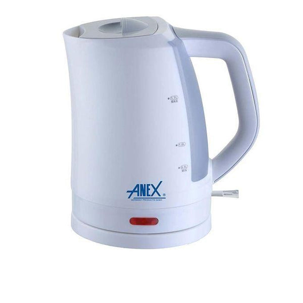 Anex Electric Kettle with Concealed Element - 1.7 Litres  AG - 4028 Tajori
