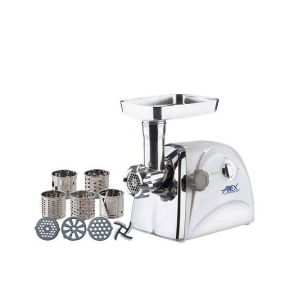 Anex Meat Grinder & Vegetable Cutter AG - 2049 Tajori