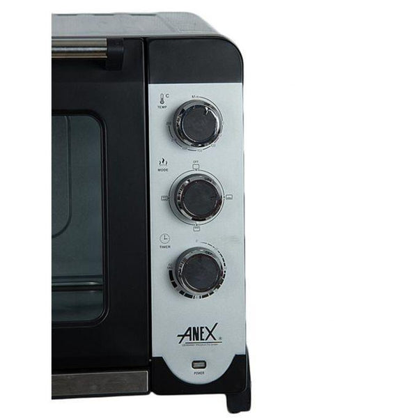Anex Oven Toaster with BBQ Grill AG - 3068 Tajori