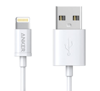 Anker A8122 Iphone 3 Ft PowerLine+ Lightning USB Data Cable Tajori
