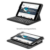 "Anker Bluetooth Folio Keyboard Case for iPad Mini 3 / Mini 2 / Mini with 4-Month Battery Life Between Charges and Comfortable Low-Profile Keys TC840 (Not Compatible with New iPad 9.7""(2017)) Tajori"