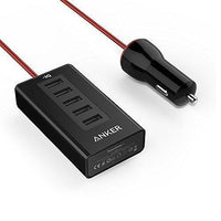 Anker PowerDrive 5 - Black Tajori