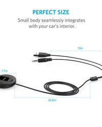 Anker Sound Sync Drive Bluetooth Reciever - Black Tajori