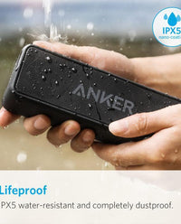 Anker SoundCore 2 (SOUNDCORE SELECT) Bluetooth Speaker - Black Tajori