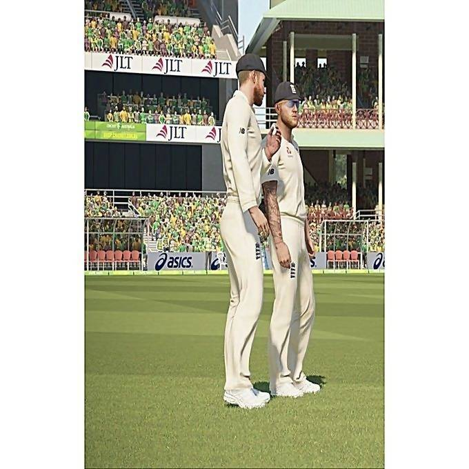 Ashes Cricket Pc Game Dvd