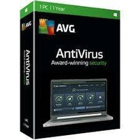 AVG Antivirus 2017 (3user) Tajori